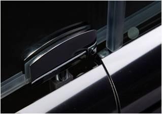 Box doccia rettangolare cm apertura scorrevole vetro mm